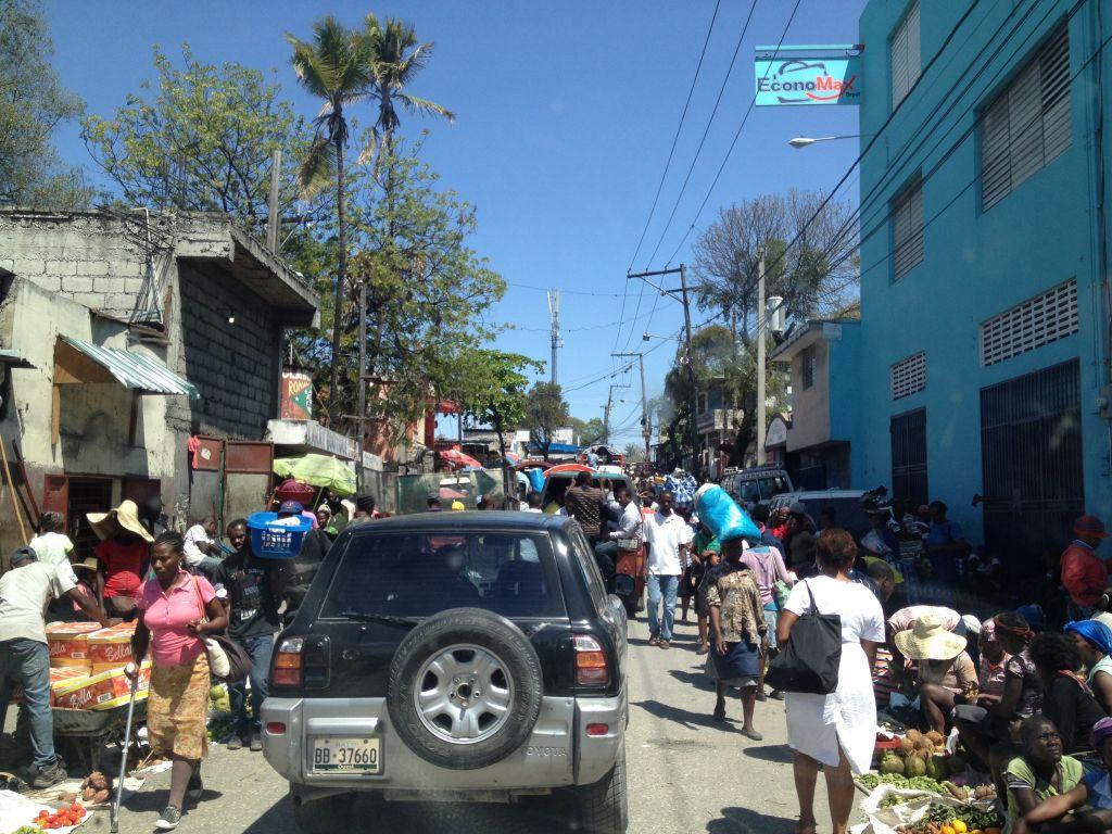 Markt Petionville
