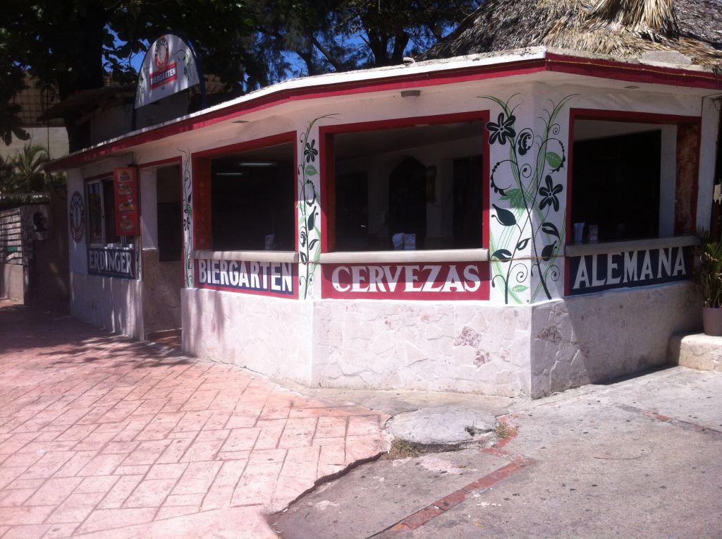 Ein Stückchen Heimat in der Karibik :)
