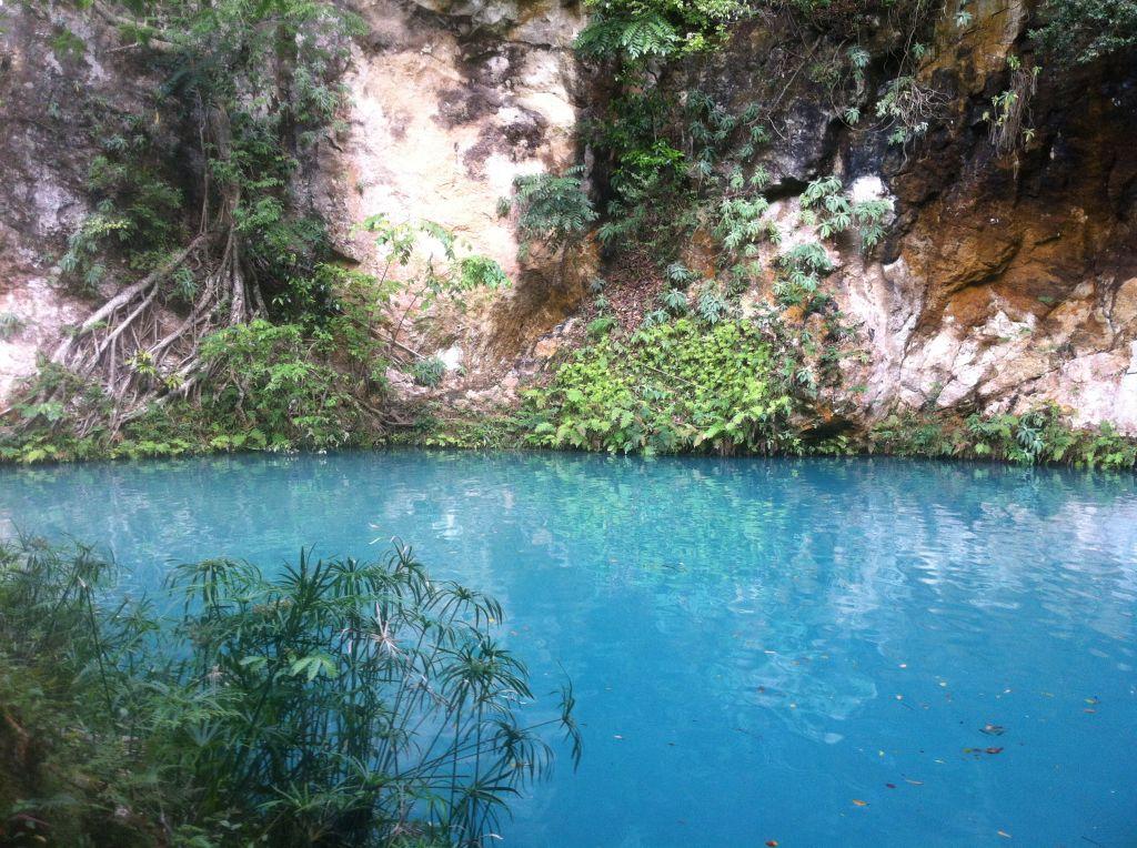 Bassin Bleue, Jacmel